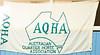 AQHA Flag