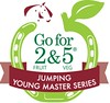Go for 2 and 5 Jumping Young Masters Series