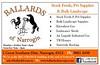 Ballards of Narrogin