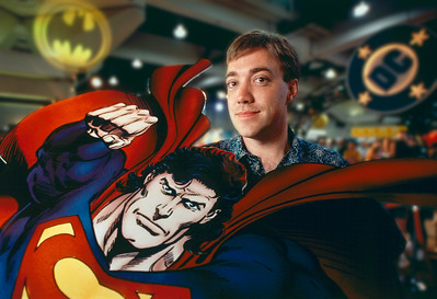 Dan Jurgens Superman Artist / Comic-Con