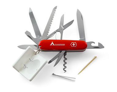 Swiss Army Knife & Kitchen Sink