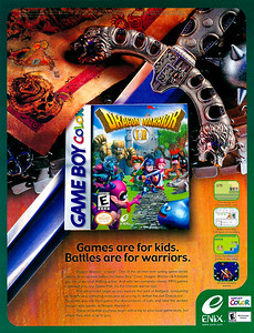Dragon Warrior Game Boy