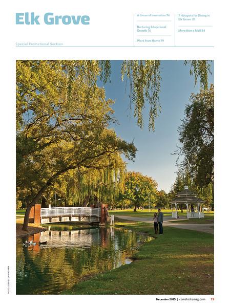 Comstocks Magazin e December 2015