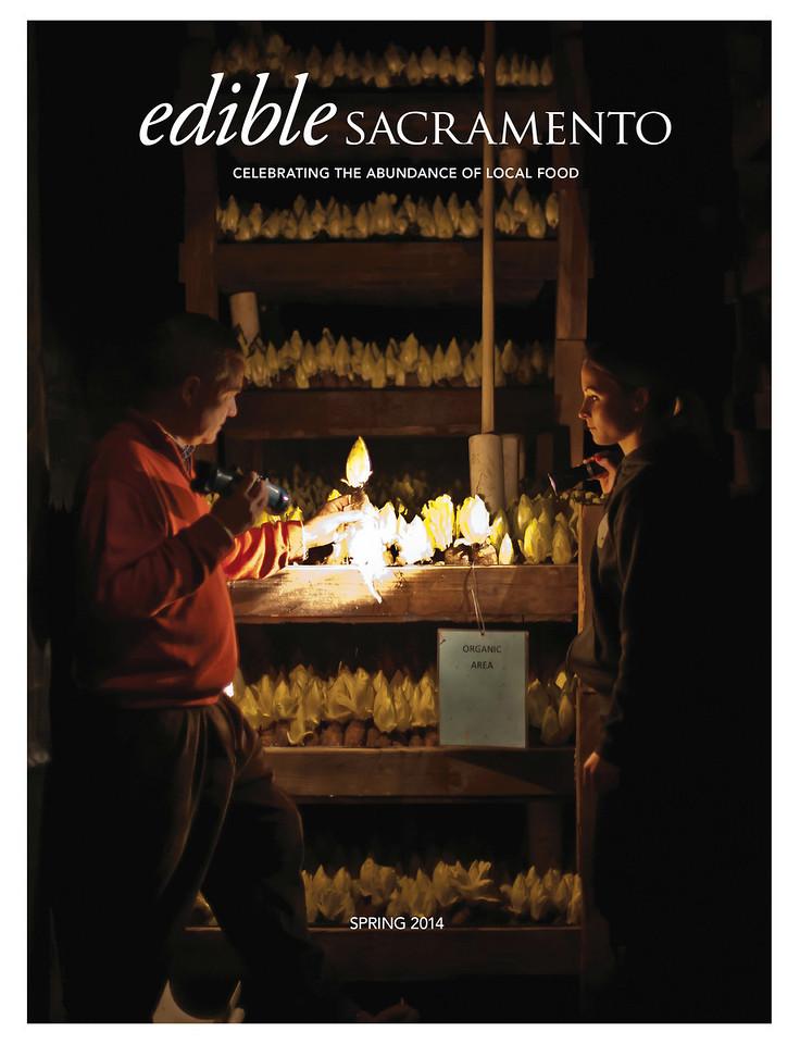 Edible Sacramento Spring 2014