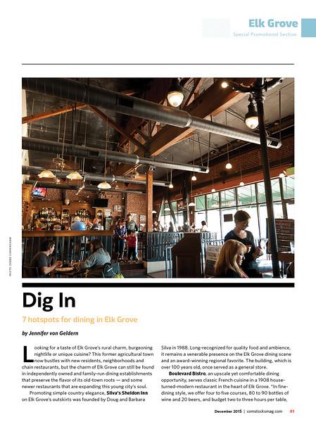 Comstocks Magazine December 2015