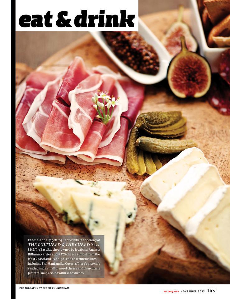 Sacramento Magazine November 2013