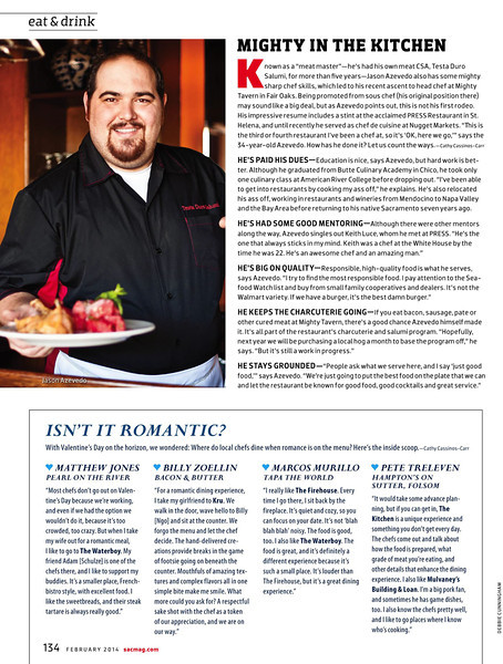 Sacramento Magazine February 2013