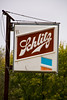 Old Schlitz Beer Sign, Adams County, Wisconsin
