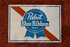 Pabst Blue Ribbon Sign, Buchanan County, Missouri