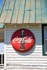 Vintage Coca Cola Sign at Hylton Store, Patrick County, Virginia