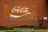 Coca Cola Mural on Brick Building, Searcy County, Arkansas