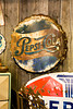 Antique Signs at Oark General Store, Johnson County, Arkansas