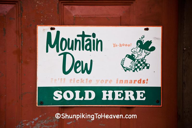 Mountain Dew Sign, Piatt County, Illinois