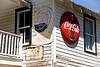 Vintage Soda Signs at Hylton Store, Patrick County, Virginia