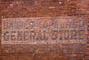 Ghost Sign for Barnes & Copeland General Store, Greene County, Missouri
