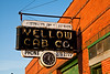 Yellow Cab Co. Neon Sign, Buchanan County, Missouri