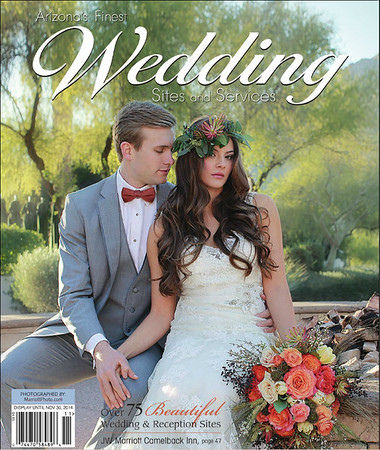 Arizona's Finest Wedding Sites and Services