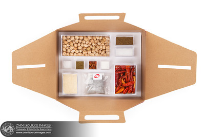 Destination Dinners - Open Kit Sample. http://www.destinationdinners.com/