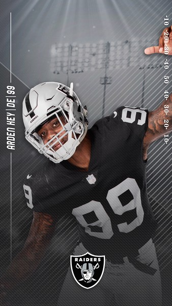 INSTAGRAM STORY, Oakland Raiders