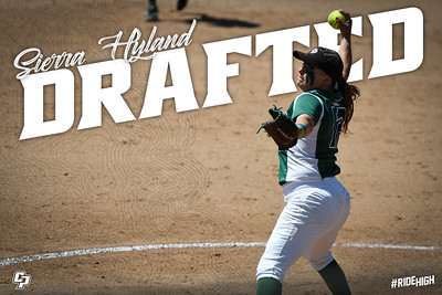 DRAFTED GRAPHIC, Cal Poly Softball