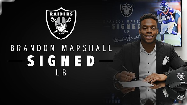 FREE AGENT SIGNING, Oakland Raiders