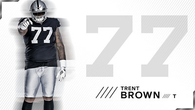 COUNTDOWN TO GAMEDAY: TRENT BROWN, Oakland Raiders