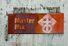 Master Mix Sign, Garrard Mills, Lancaster, Kentucky