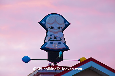 Little Miss Dairy Queen, Polk County, Wisconsin