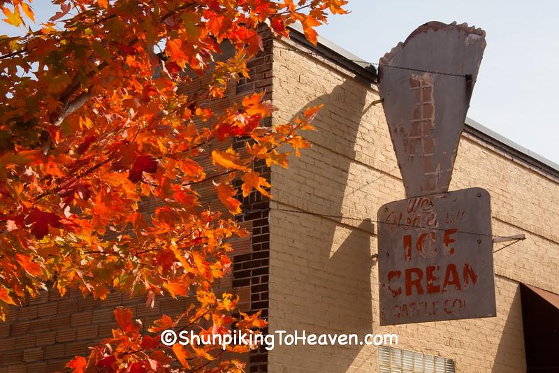 West's Homemade Ice Cream & Waffle Cones, Sawyer County, Wisconsin