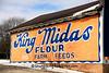 King Midas Flour Mural, Winnebago County, Wisconsin