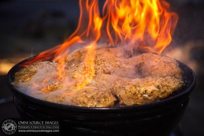 Smokey Joe BBQ Grilled Chicken