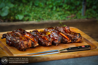 Barbecued Short Ribs - June 10, 2012.