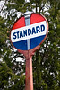 Standard Oil Sign, Route 66 Motors, Phelps County, Missouri