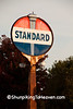 Standard Oil Sign, Ashland County, Wisconsin