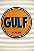 Gulf Gasoline Sign, Stone County, Arkansas