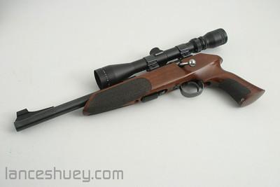 Anschutz .22 LR Exemplar with Simmons 3-9x40 scope