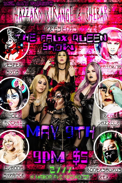 The Faux Queen Show