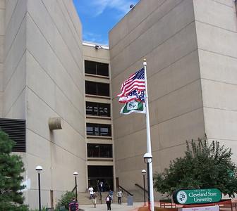 CSU Cage Building