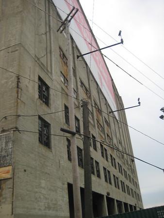 Distribution Terminal Warehouse