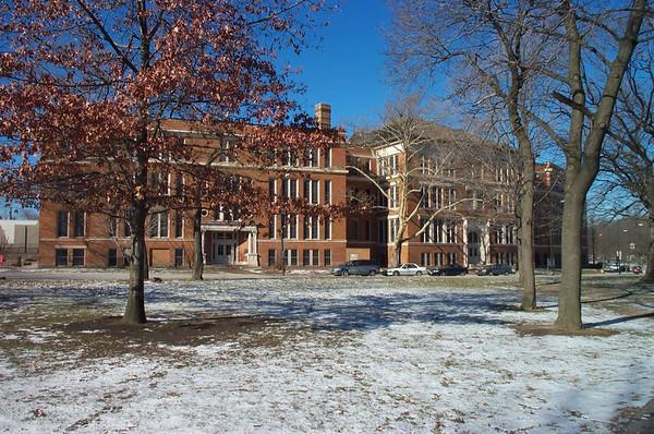 School of the Arts October 2009