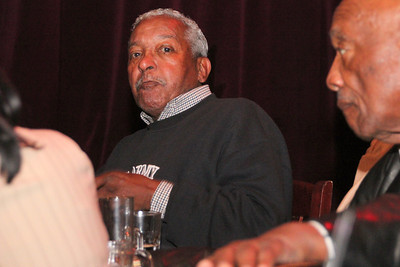 Listening at the San Francisco Black Leadership Forum on Prisoner Re-Entry, July 19th, 2013, Rasselas Jazz Club, 1534 Fillmore Street, San Francisco.  #SanFranciscoBlackLeadershipForum  #SFBlackLeadershipForum #BlackLeadershipForum