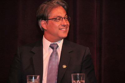 San Francisco Sheriff Ross Mirkarimi.