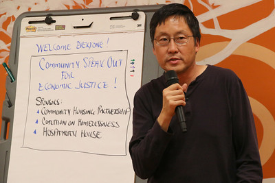 Gordon Mar, Jobs with Justice San Francisco.