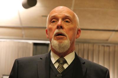 Executive Director Richard Heasley.