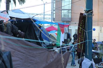 Justin Herman Plaza, Market Street at the Embarcadero. San Francisco. Nov 17th, 2011, 2pm to 3pm.