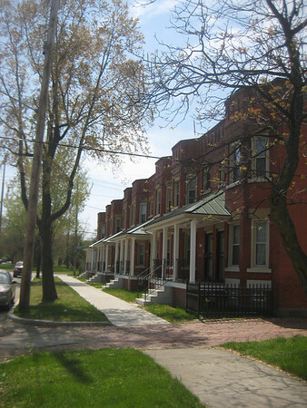 East Central Townhomes