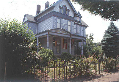 Wonderful Old Houses