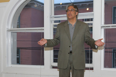 Ross Mirkarimi, speaks out to tell his side about what happened, April 17, 2012