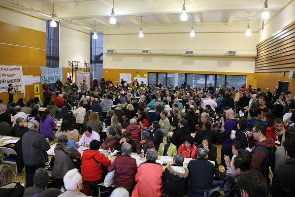 San Francisco Citywide Tenant Convention