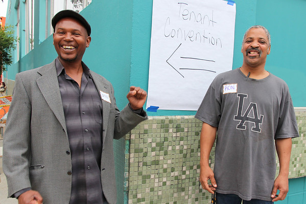 Central City SRO Collaborative Tenant Convention 2012